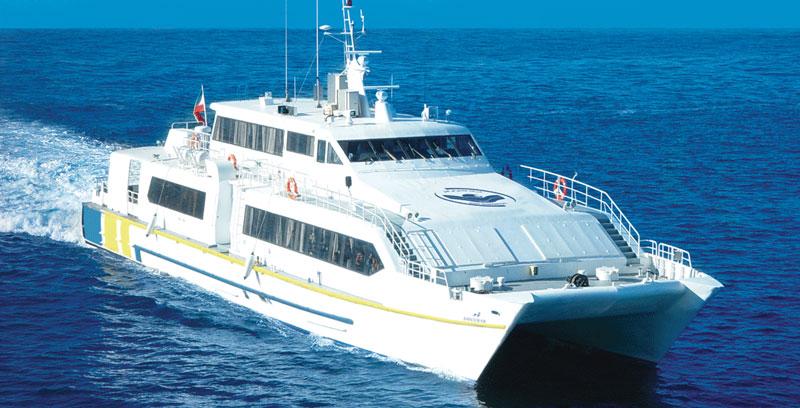 قایق کف شیشه ای